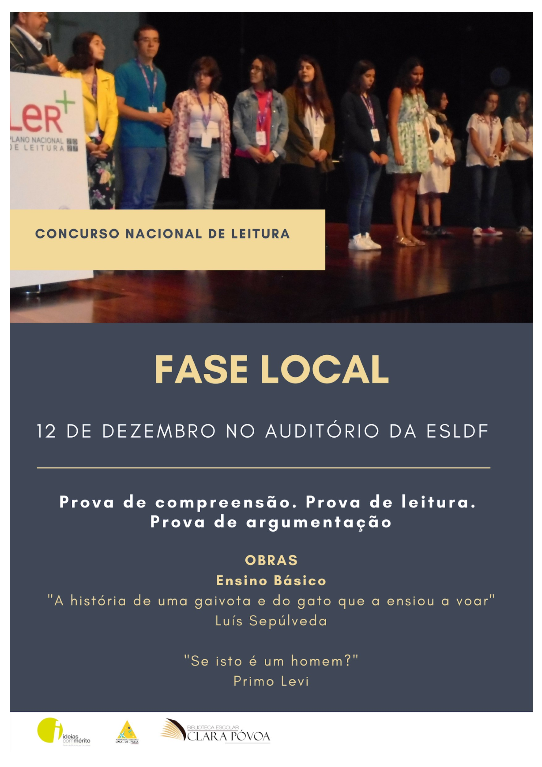 SBE2018 2019 CNL local cartaz